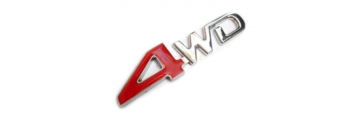 4WD Red